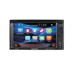 "BLAUPUNKT MIAMI 620 DOUBLE DIN 6.2"" TOUCHSCREEN CD DVD BLUET"