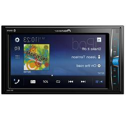 Pioneer MVH-210EX Double DIN Bluetooth in-Dash Digital Media