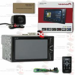 """NEW PIONEER 6.2"""" USB DVD CD BLUETOOTH CAR DOUBLE DIN STEREO"""