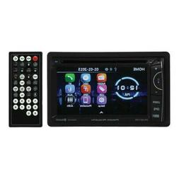 NEW Bluetooth Car Audio CD DVD HeadUnit.Amplifier Receiver.D