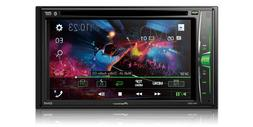 "NEW Pioneer Double 2 Din AVH-220EX DVD/MP3/CD Player 6.2"" To"