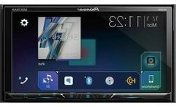 "New Pioneer Double 2 Din AVH-601EX DVD/CD Player 7"" Bluetoot"