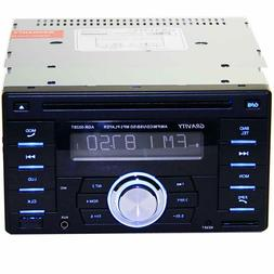 new double din bluetooth car audio stereo