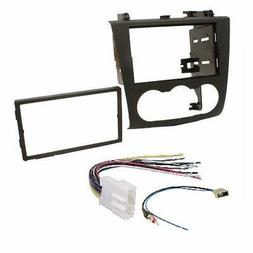 Nissan Altima 2007-2011 Double Din Aftermarket Radio Stereo