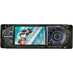 "Planet Audio P590V Single Din 3.6"" TFT Display In-dash DVD/C"