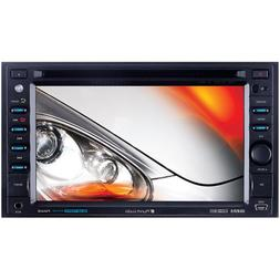 "PLANET AUDIO P9640B 6.2"""" Double-DIN In-Dash Touchscreen DVD"