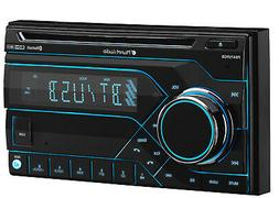 Planet Audio PB475RGB Planet Double Din Mp3/cd/am/fm Receive