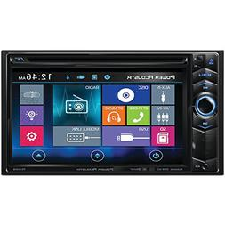 Power Acoustik PD-624HB Car DVD Player - 6.2 Touchscreen LED
