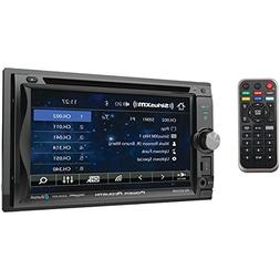 Power Acoustik PD-625XB Double DIN Bluetooth Incite DVD Car