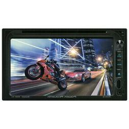 POWER ACOUSTIK PD-651B Power Acoustik Double Din AM/FM/DVD/B