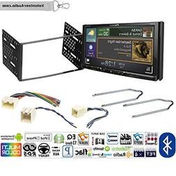 Volunteer Audio Pioneer AVH-601EX Double Din Radio Install K