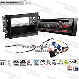 Volunteer Audio Pioneer DEH-S1100UB Double Din Radio Install