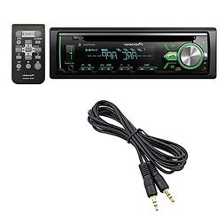 Pioneer DEH-S6000BS CD Receiver with Mini to Mini Stereo Aud
