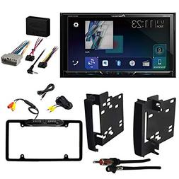 Pioneer Double-DIN Multimedia Built-in Bluetooth Receiver w/