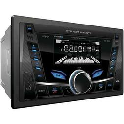 PL-52B Double-DIN In-Dash Digital Audio Receiver with Blueto