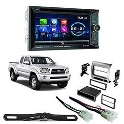 Power Acoustik Double DIN Bluetooth in-Dash DVD/CD/AM/FM/Dig