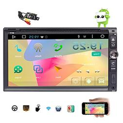 Free Rear Camera!Quad Core Car Stereo With Android 6.0 Marsh