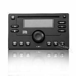 Security Face Panel Dummy Cover for Double DIN Car Stereo Ra