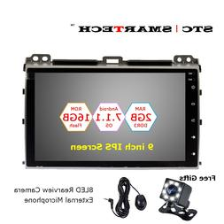 SMARTECH 2 Din Android 7.1 OS Car Radio GPS Navigation for T