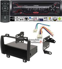 Volunteer Audio Sony CDX-G1200U Double Din Radio Install Kit