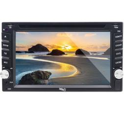 "Sony Lens Double 2Din 6.2""Car Stereo DVD GPS MP3 Player HD I"