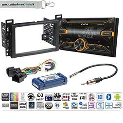 Volunteer Audio Sony WX-920BT Double Din Radio Install Kit w