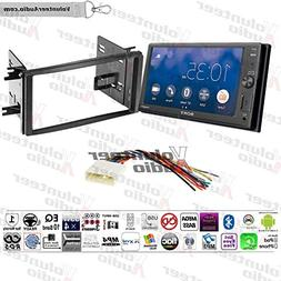 Volunteer Audio Sony XAV-AX1000 Double Din Radio Install Kit