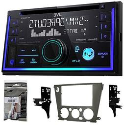 "2005-2009 Subaru Legacy 7"" JVC Stereo CD Receiver w/Bluetoot"