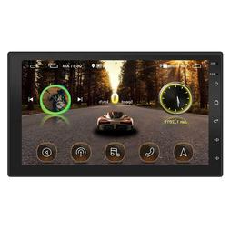 SWM 9218S 7'' HD Double DIN Android Car Stereo Bluetooth GPS