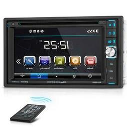 "BOSS Audio Systems BV9358B Double Din, Bluetooth  6.2""  Car"