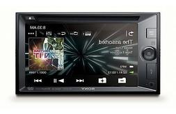 Sony 6.2 Inch Touchscreen 2-DIN DVD Receiver/ AUX & USB /Blu