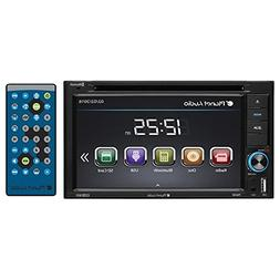 touchscreen dvd 2din bluetooth car