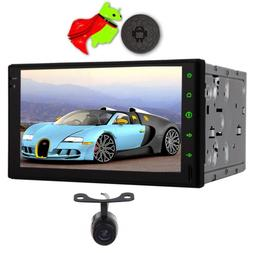 Universal Android 8.1 Car Stereo Double Din Headunit with Na