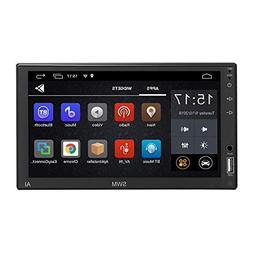 Universal Double Din in Dash Stereo Car Receiver Audio Video