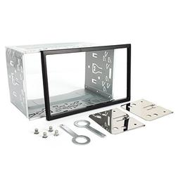 PUMPKIN Universal Double Din Mounting Metal Installation Kit