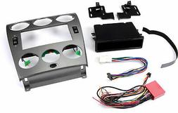 METRA Vehicle Mount for Radio - ABS Plastic - Silver