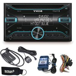 Sony WX-920BT Double-DIN Bluetooth & CD Receiver with SWI-RC