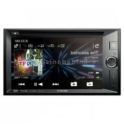 "Sony XAV-W601 Double Din Car DVD Receiver 6.2"" Monitor EQ US"