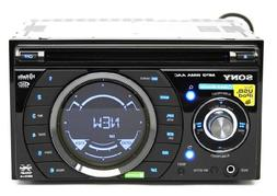 Brand NEW Sony Xplod Wx-gt77ui Double Din In-dash Car Cd/mp3